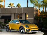 Volkswagen Beetle Dune 2016 pictures