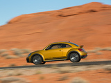 Volkswagen Beetle Dune 2016 wallpapers
