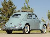 Volkswagen Beetle 1953–57 wallpapers