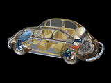 Volkswagen Käfer 1953–57 wallpapers