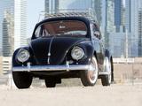 Volkswagen Beetle North America 1954 wallpapers