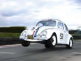 Volkswagen Beetle Herbie 1980 wallpapers