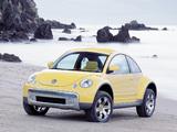 Volkswagen New Beetle Dune Concept 2000 wallpapers