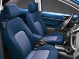 Volkswagen New Beetle Satellite Blue 2004 wallpapers