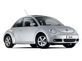 Volkswagen New Beetle 2006–10 wallpapers