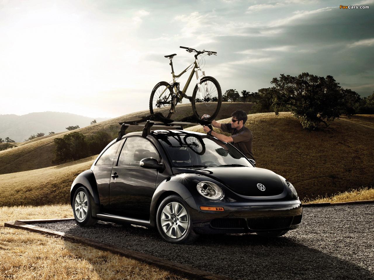Volkswagen New Beetle US-spec 2006–10 wallpapers (1280 x 960)