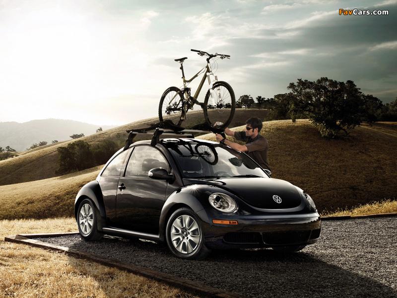 Volkswagen New Beetle US-spec 2006–10 wallpapers (800 x 600)