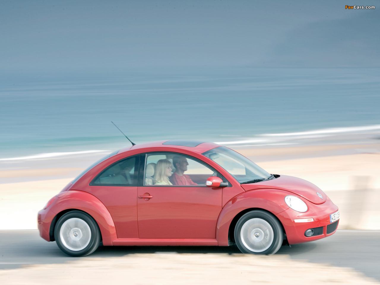 Volkswagen New Beetle 2006–10 wallpapers (1280 x 960)