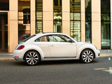 Volkswagen Beetle Turbo 2011 wallpapers