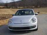 Volkswagen Beetle TDi US-spec 2012 wallpapers