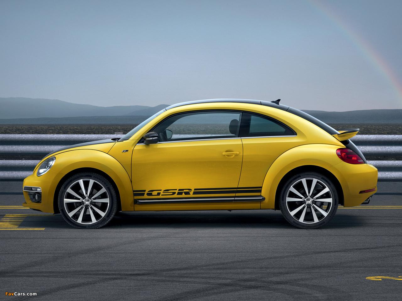 Volkswagen Beetle GSR 2013 wallpapers (1280 x 960)