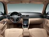 Volkswagen Bora CN-spec 2005–08 images