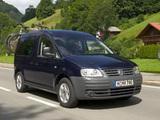 Images of Volkswagen Caddy Life (Type 2K) 2004–10