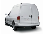 Images of Volkswagen Caddy AR-spec (Type 9K) 2005
