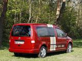 Images of Volkswagen Caddy Tramper Maxi (Type 2K) 2007–10