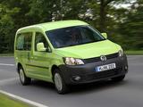 Images of Volkswagen Caddy Tramper Maxi (Type 2K) 2010