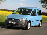 Images of Volkswagen Caddy Life BiFuel (Type 2K) 2011