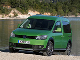 Images of Volkswagen Cross Caddy (Type 2K) 2012