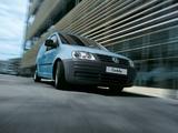 Photos of Volkswagen Caddy Kasten UK-spec (Type 2K) 2004–10