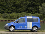 Photos of Volkswagen Caddy Tramper (Type 2K) 2004–10