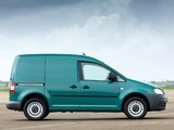 Photos of Volkswagen Caddy Kasten UK-spec (Type 2K) 2004–10