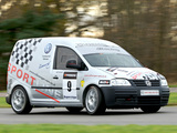 Photos of Volkswagen Caddy Racer (Type 2K) 2004–11