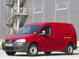 Photos of Volkswagen Caddy Maxi Panel Van ZA-spec (Type 2K) 2007–10