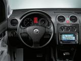 Photos of Volkswagen Caddy Maxi Life (Type 2K) 2007–10