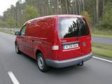Photos of Volkswagen Caddy Kasten Maxi (Type 2K) 2007–10