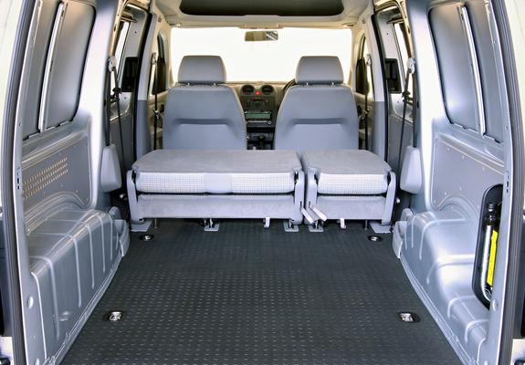 Photos Of Volkswagen Caddy Maxi Crew Bus Za Spec Type 2k