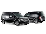 Photos of Volkswagen Caddy Sportline & Caddy Maxi Sportline 2008