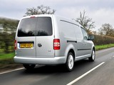 Photos of Volkswagen Caddy Kasten Maxi UK-spec (Type 2K) 2010