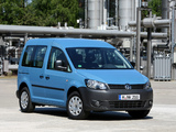 Photos of Volkswagen Caddy Life BiFuel (Type 2K) 2011