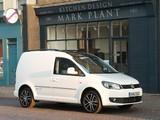 Photos of Volkswagen Caddy Kasten Edition 30 UK-spec (Type 2K) 2011