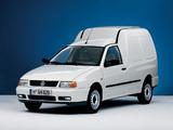 Pictures of Volkswagen Caddy (Type 9K) 1995–2004