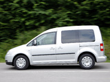Pictures of Volkswagen Caddy Life BlueMotion (Type 2K) 2004–10