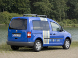 Pictures of Volkswagen Caddy Tramper (Type 2K) 2004–10