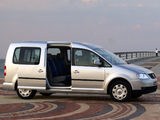 Pictures of Volkswagen Caddy Maxi Life ZA-spec (Type 2K) 2007–10