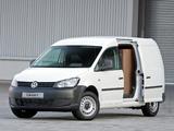 Pictures of Volkswagen Caddy Maxi Crew Bus ZA-spec (Type 2K) 2010