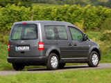 Pictures of Volkswagen Caddy BlueMotion (Type 2K) 2010