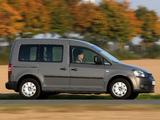 Pictures of Volkswagen Caddy EcoFuel (Type 2K) 2010