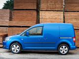 Pictures of Volkswagen Caddy Kasten UK-spec (Type 2K) 2010