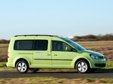 Pictures of Volkswagen Caddy Camper UK-spec (Type 2K) 2013