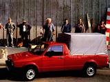 Volkswagen Caddy (Type 14) 1980–95 pictures