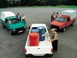Volkswagen Caddy (Type 14) 1980–95 wallpapers
