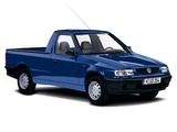 Volkswagen Caddy (Type 9U) 1996–2004 wallpapers