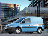 Volkswagen Caddy Kasten UK-spec (Type 2K) 2004–10 images