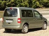 Volkswagen Caddy Life (Type 2K) 2004–10 images