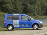 Volkswagen Caddy Tramper (Type 2K) 2004–10 photos