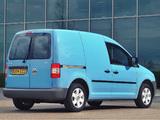 Volkswagen Caddy Kasten UK-spec (Type 2K) 2004–10 photos